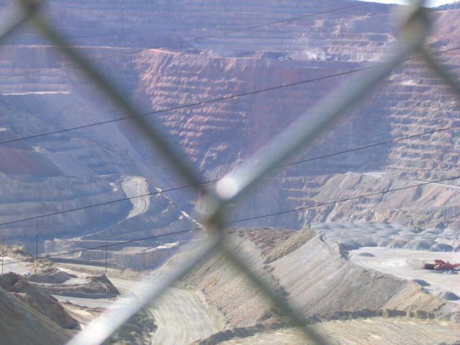 Another huge strip mine on Rt. 152