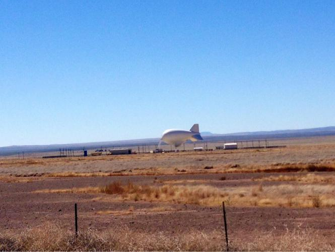 An Air Force facility between Van Horn and Marfa. There are plenty of things to look at along this long stretch of TX Rt. 90.