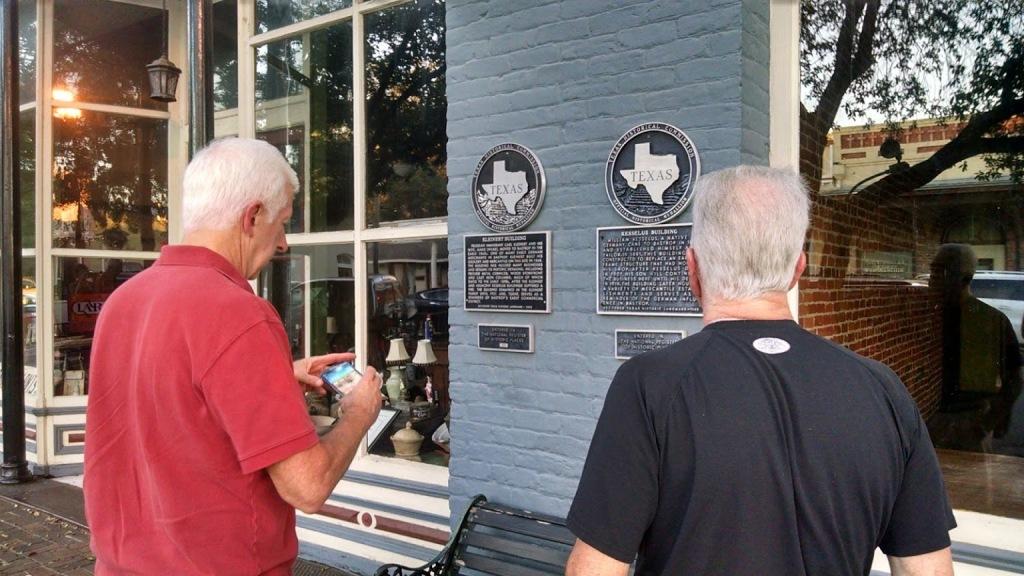 Historical marker!