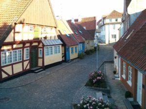 A street in Soenderborg