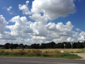Are these clouds better than historical markers?
